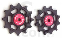 C-Bear Delrin Thermoplastic jockey Ceramic bearing pulley XX1