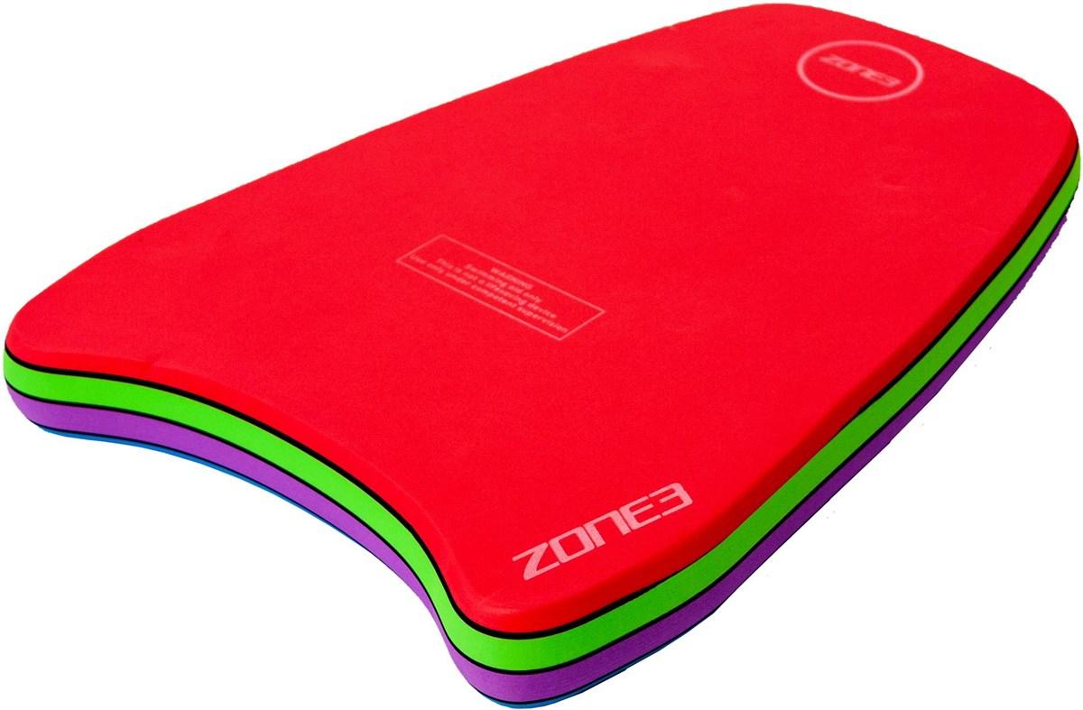 Zone3 Multi-coloured Tropical Swim Kickboard | swim_clothes
