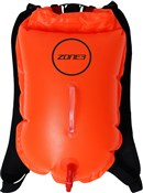 Zone3 Swim Run Backpack Dry Bag Buoy