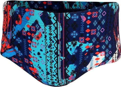 Zone3 Aztec 2.0 Swim Brief Shorts