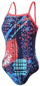 Zone3 Aztec 2.0 Strap Back Womens Swimming Costume