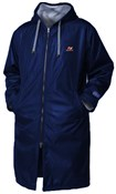 Product image for Zone3 Polar Fleece Parka Robe Jacket