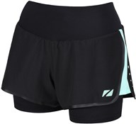 Zone3 RX3 Medical Grade Womens Compression 2-in-1 Shorts