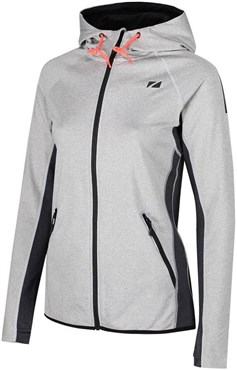 Zone3 Performance Culture Zipped Womens Hoodie