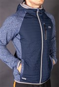 Zone3 Hybrid Puffa Quilted Jacket