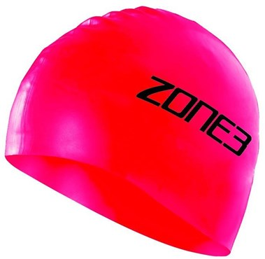 Zone3 Silicone Swim Cap