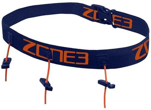 Zone3 Ultimate Race Number Belt With Gel Loops