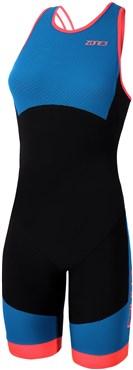 Zone3 Aeroforce Swimback Style ITU Design Aero Womens Trisuit