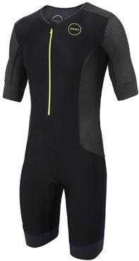 Zone3 Aquaflo Plus Womens Short Sleeve Trisuit