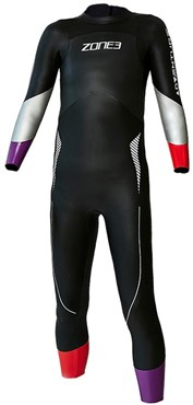 Zone3 Kids Adventure Triathlon/Open Water Swimming Wetsuit