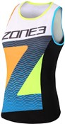 Zone3 Lava Long Distance Womens Tri Top