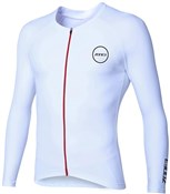 Product image for Zone3 Lava Aero 3/4 Sleeve Warmth Top