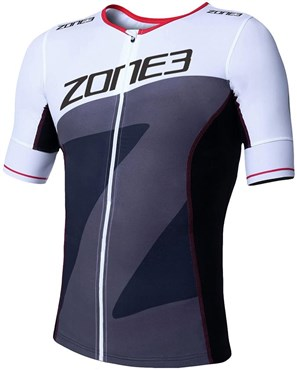 Zone3 Lava Long Distance Tri Top Short Sleeve