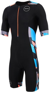 Zone3 Activate Plus Short Sleeve Trisuit