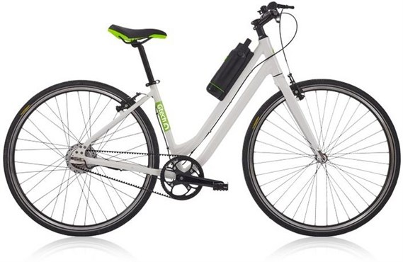 Gtech City Lowstep 2020 – Electric Hybrid Bike
