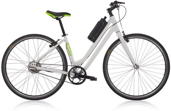 Gtech City Lowstep 2019 - Electric Hybrid Bike