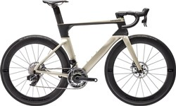Product image for Cannondale System Six HM Red eTap ASX 2020 - Road Bike