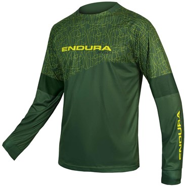 Endura MT500 LTD Long Sleeve Technical Tee