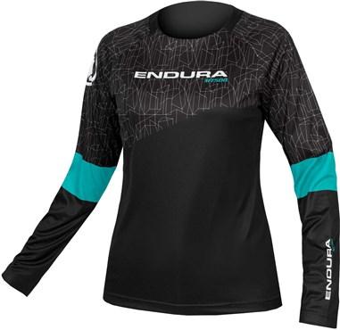 Endura MT500 LTD II Womens Long Sleeve Tech Tee