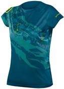 Endura SingleTrack Print LTD Womens Short Sleeve Tech Tee