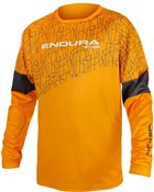 Endura MT500 II Junior Long Sleeve Tech Tee