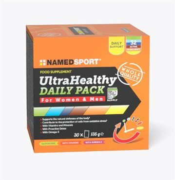 Namedsport Ultra Healthy Daily Pack 135g - Box of 30
