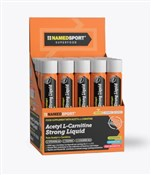 Namedsport Acetl L-Carnitine Strong Liquid 25ml - Box of 20