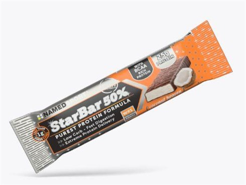 Namedsport StarBar 50% Protein 50g - Box of 24