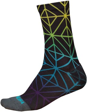 Endura Womans PT Maze Sock LTD