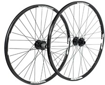 "Product image for Tru-Build Mach1 Neuro 15mm 27.5"" Front Disc Wheel"