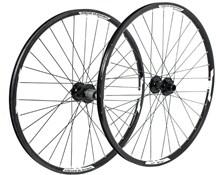 "Product image for Tru-Build Mach1 Neuro 142x12mm 27.5"" Rear Disc Wheel"