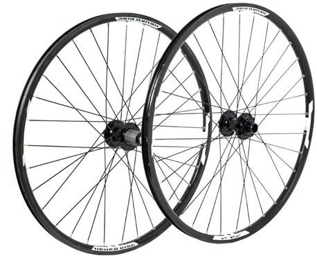 "Tru-Build Mach1 Neuro 142x12mm 29"" Rear Disc Wheel"