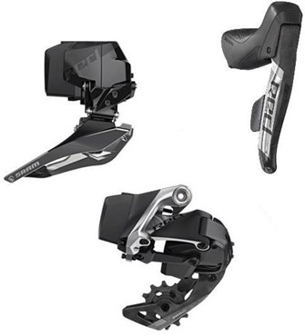 SRAM Red Etap AXS 2X D1 Electronic Groupset