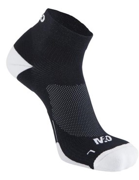M2o 1/4 Crew Compression Socks