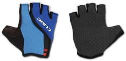 Cube Performance Eazy Team Line Junior Short Finger Gloves