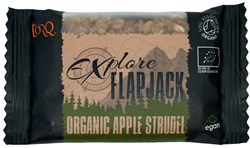 Torq Explore Organic Flapjack - Box of 20 x 65g