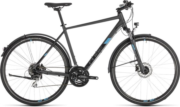 Cube Nature Allroad - Nearly New - 54cm 2019 - Hybrid Sports Bike