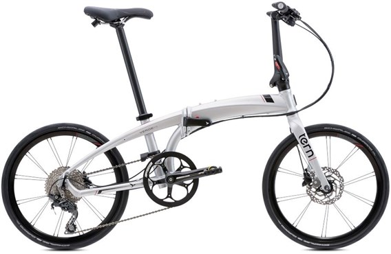 Tern Verge P10 2019 - Folding Bike