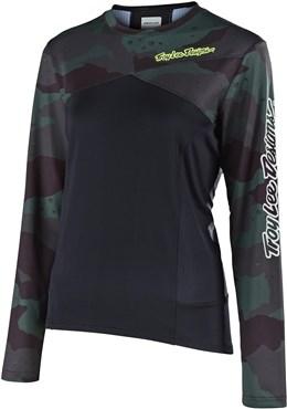 Troy Lee Designs Skyline Womens Long Sleeve Jersey