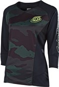 Troy Lee Designs Ruckus Womens 3/4 Sleeve Jersey