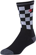 Troy Lee Designs Checker Crew Socks