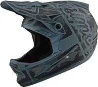 Troy Lee Designs D3 Fiberlite Factory Helmet