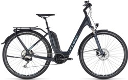 Cube Touring Hybrid Pro 400 Easy Entry - Nearly New - 50cm 2018 - Electric Hybrid Bike