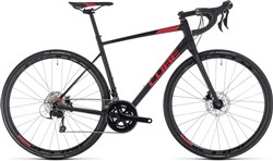 Cube Attain SL Disc - Nearly New - 56cm 2018 - Road Bike