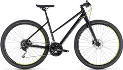 Product image for Cube Hyde Trapeze Womens - Nearly New - 54cm 2018 - Hybrid Sports Bike