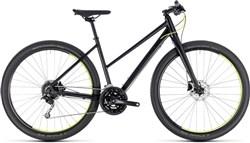 Cube Hyde Trapeze Womens - Nearly New - 54cm 2018 - Hybrid Sports Bike