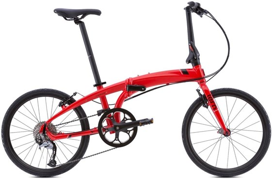 "Tern Verge D9 10w - Nearly New - 20"" Wheel 2017 - Folding Bike"