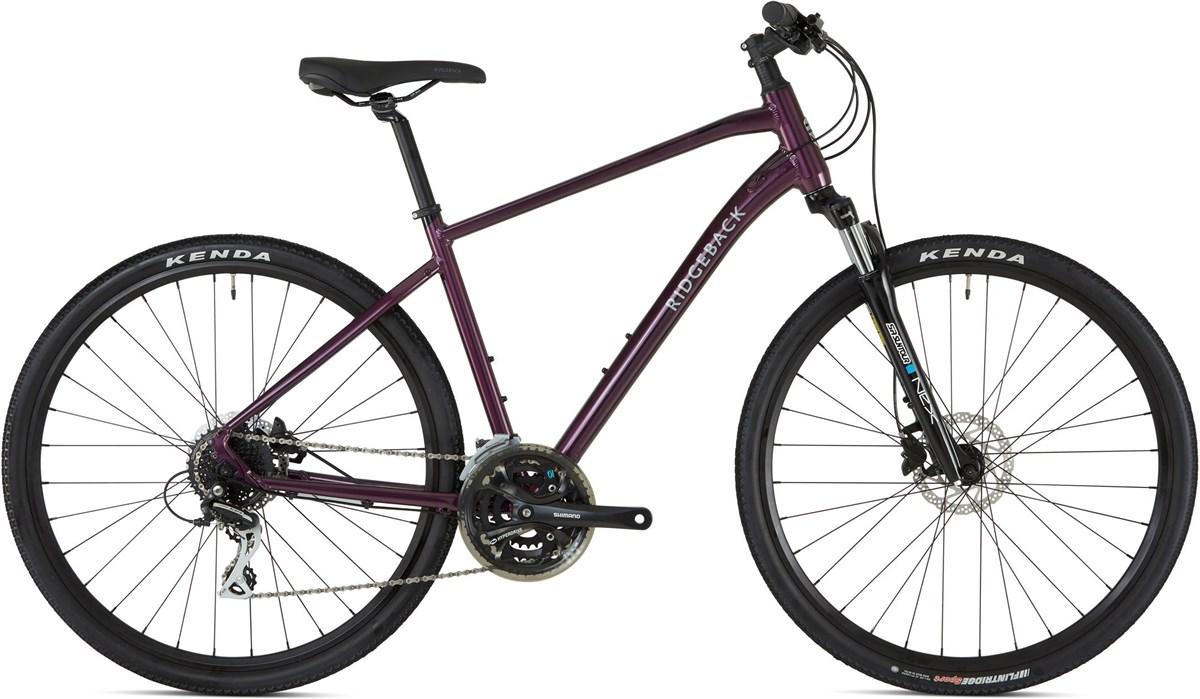 Ridgeback Storm Womens 2020 - Hybrid Sports Bike   City