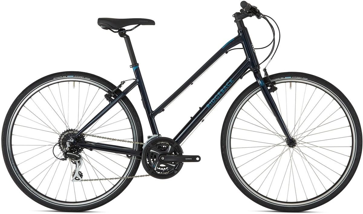 Ridgeback Velocity Open Frame 2020 - Hybrid Sports Bike   City