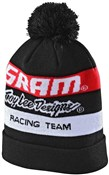 Product image for Troy Lee Designs Sram TLD Racing Block Pom Beanie